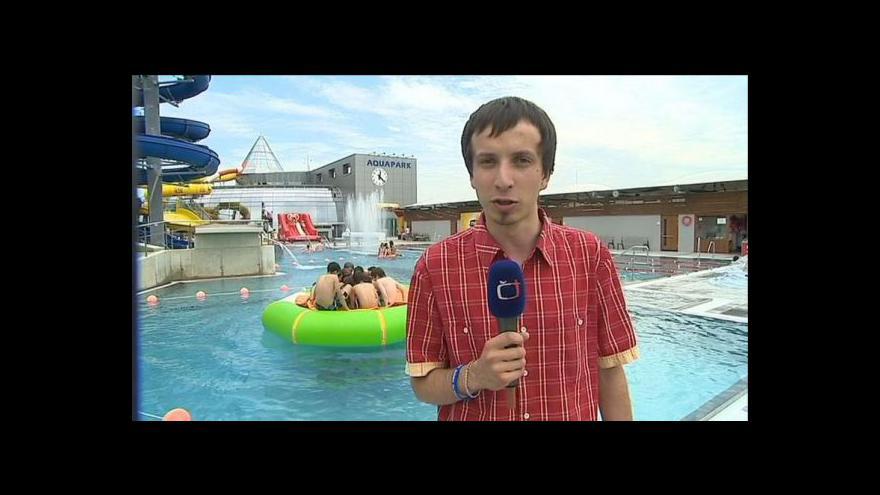 Video Reportáž V. Horníkové a M. Laštůvky