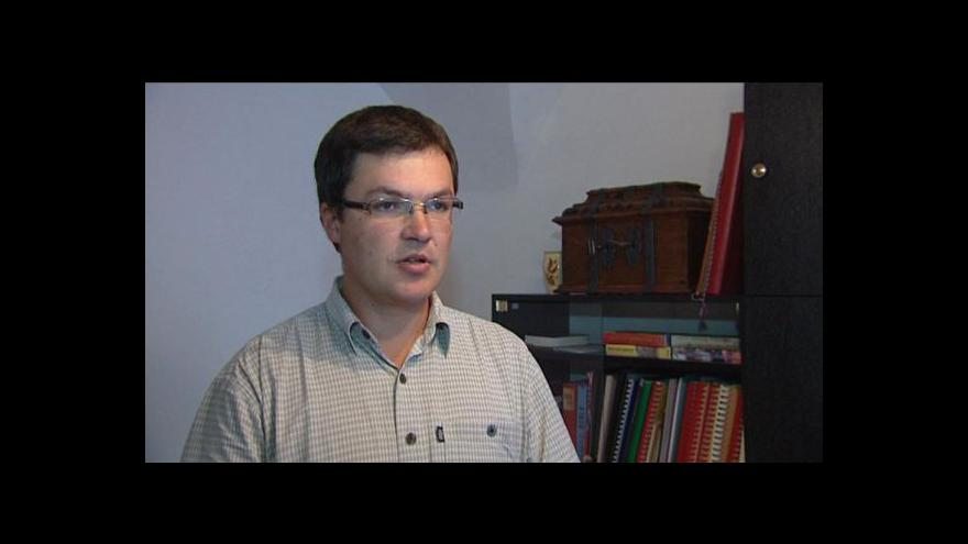 Video V Pelhřimově nastupuje nový kněz