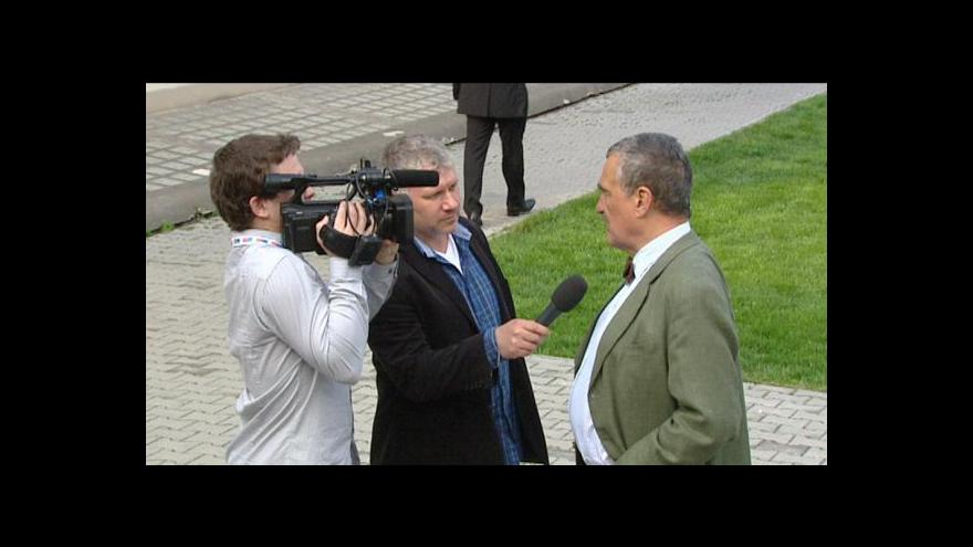 Video Záležitost telefonátu Miroslava Kalouska tématem Událostí