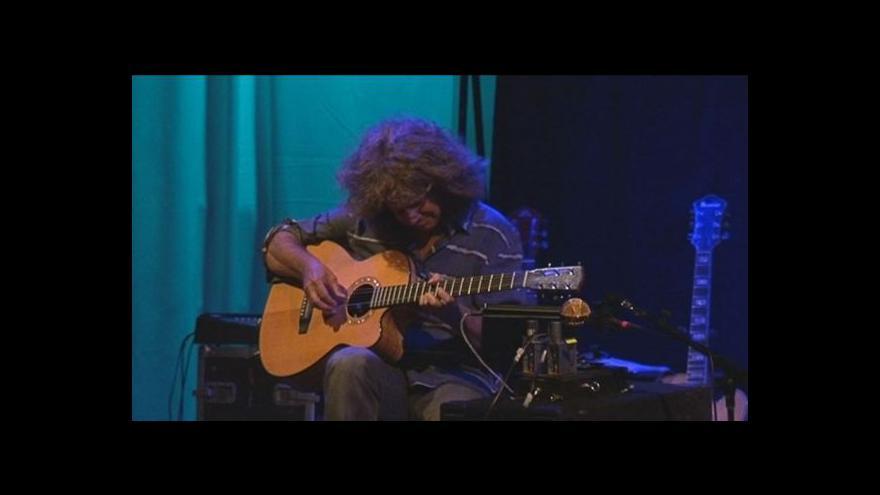 Video Pat Metheny s kapelou v Brně