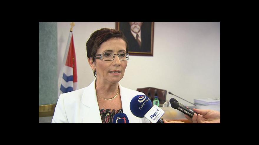 Video Reportáž Lucie Komňacké ze zasedání zastupitelstva