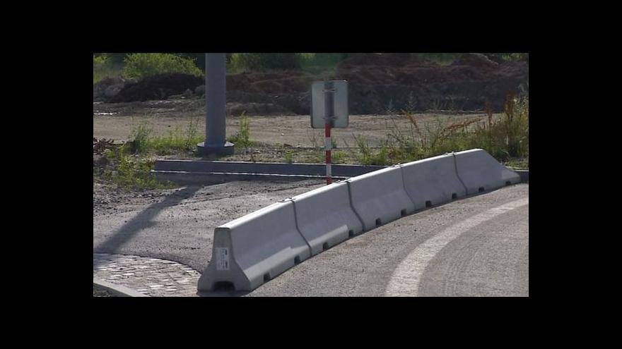 Video (Ne)chtěná silnice v Českých Budějovicích