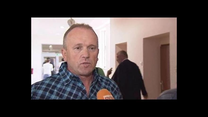 Video Hovoří vydíraný Luboš Kucharovič