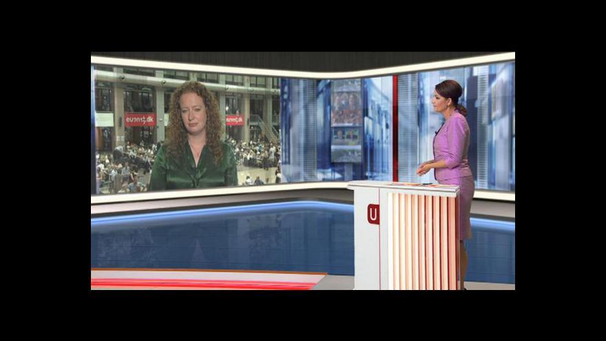 Video Události ČT o summitu Evropské unie