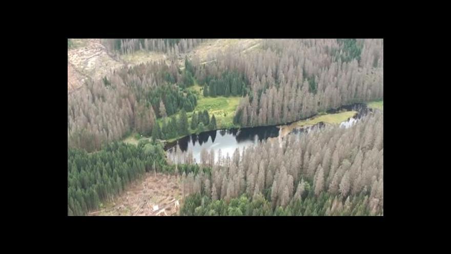 Video Nový šéf NP Šumava chce pokračovat v práci Stráského