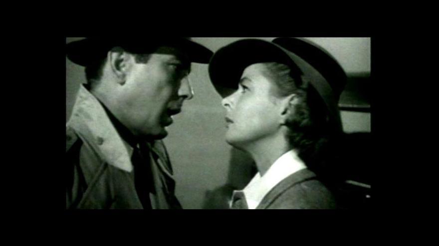 Video Oscar za Casablancu jde do aukce