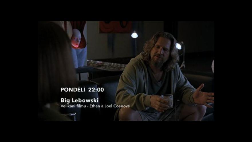Video Ukázka z filmu Big Lebowski