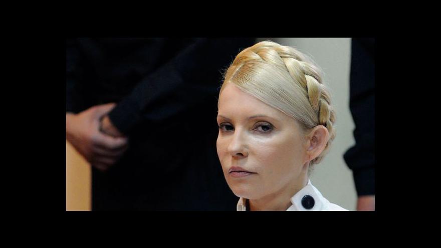 Video Tymošenkové hrozí už třetí žaloba