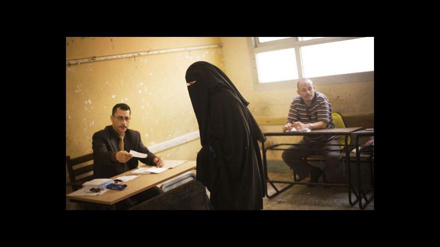 Video V Egyptě před oznámením výsledků voleb vrcholí napětí