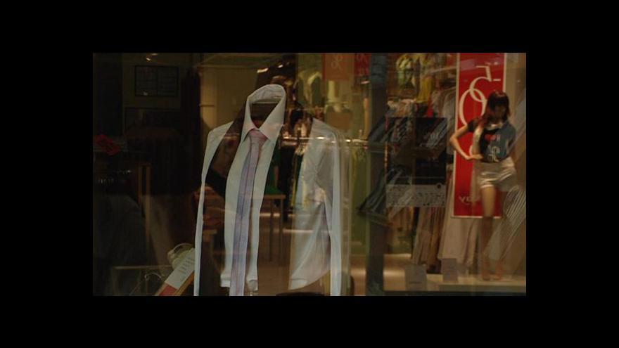 Video Prodejny Sunset Suits jsou zamčené