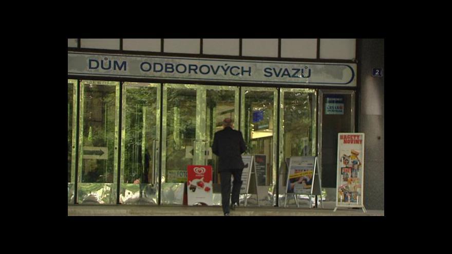 Video Telefonát Radky Sokolové