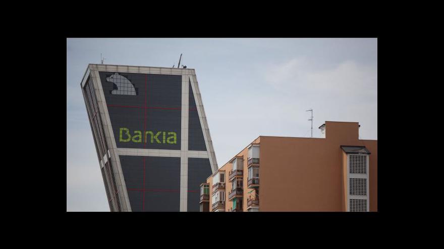 Video Španělsko obstálo na finančních trzích