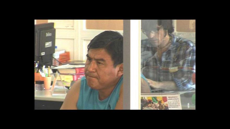 Video Charita ve Španělsku má víc práce, chudých přibývá