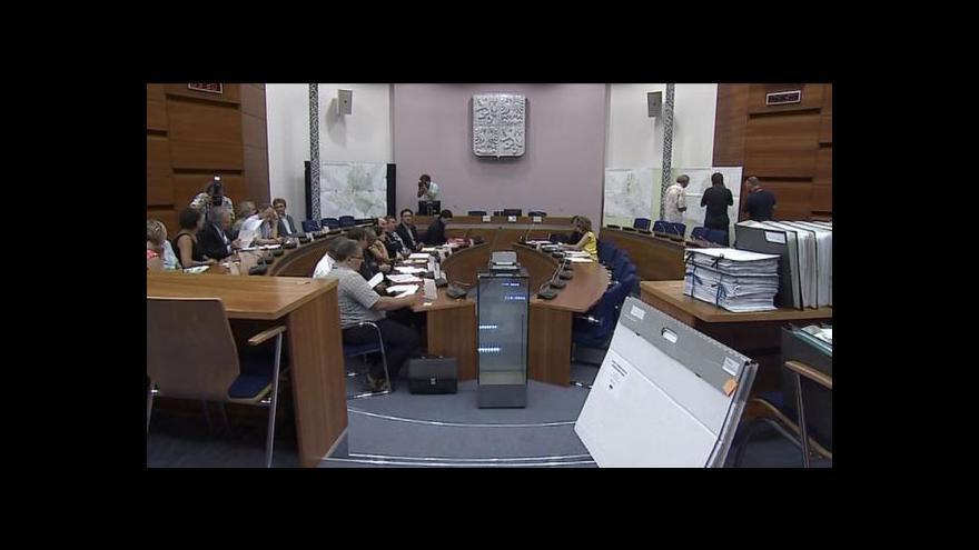 Video NSS, P. Franc a A. Procházková o ZÚR