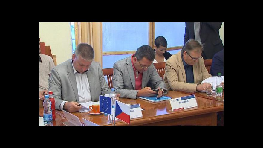 Video Výsledky jednání Výboru Regionální rady Severozápad
