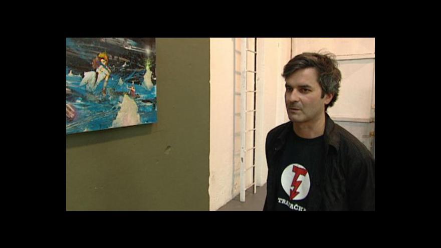 Video Reportáž Pavly Sedliské z Trafačky