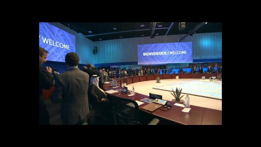 Video Komentář Adama Černého k summitu G20