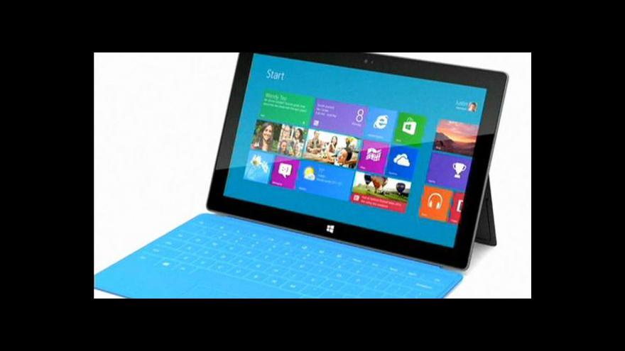 Video Tablet od Microsoftu