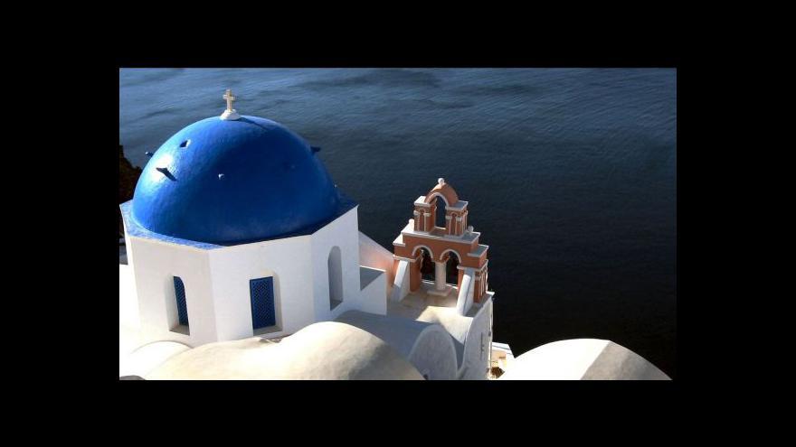 Video V Řecku se jedná o vytvoření nové vlády