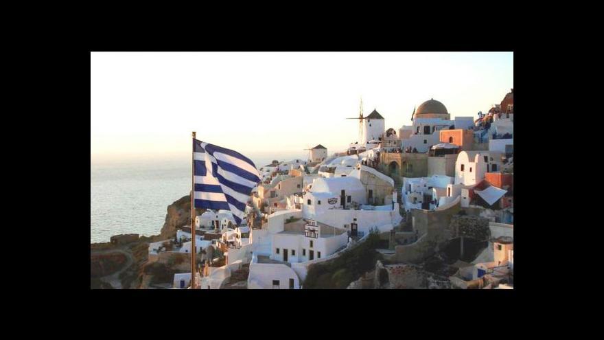 Video Řecko po volbách: vládu má sestavit Samaras