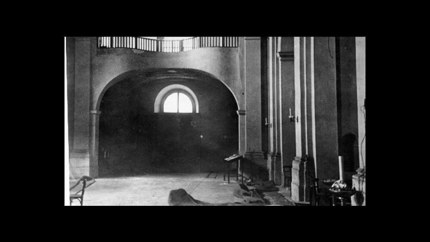 Video Výročí posledního boje parašutistů