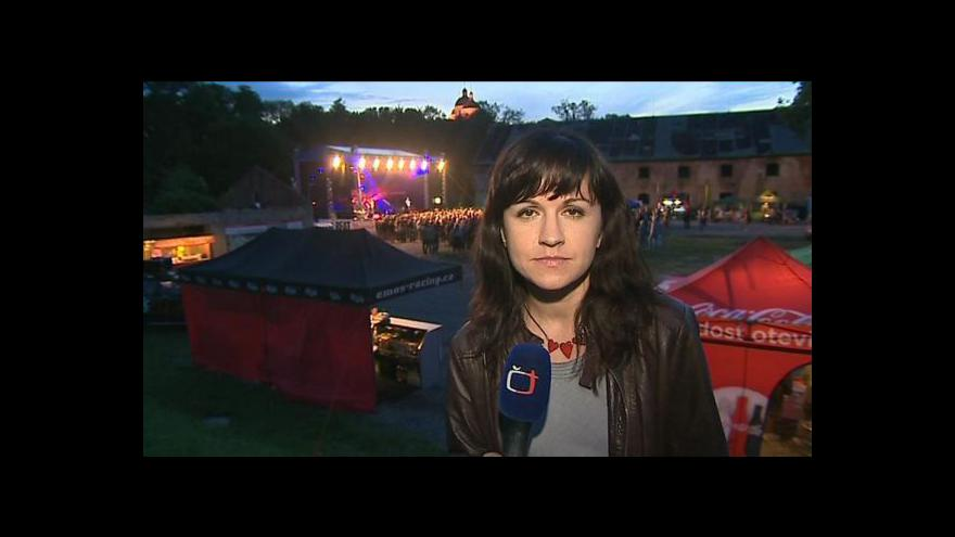 Video ReportážMartiny Vysloužilové