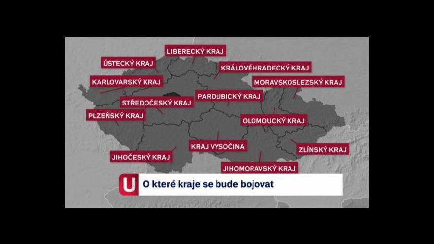 Video ČSSD a ODS připravují volební programy