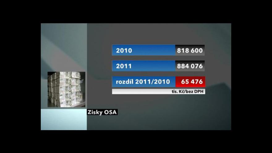 Video Reportáž T. Radvákové a P. Meškána o OSA