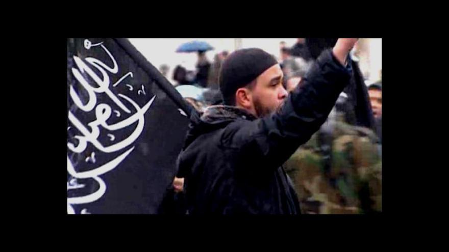 Video Německá policie podnikla razie proti salafistům