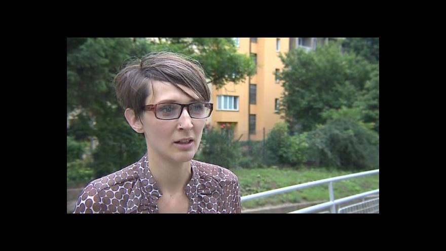 Video Speciální pedagožka z Centra podpory pro inkluzivní vzdělávání Olga Kusá