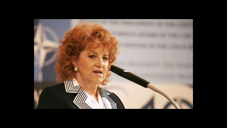 Video Vyjádření Marie Benešové a Stanislava Polčáka