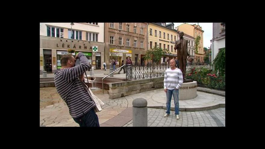Video Reportáž Marka Štetiny