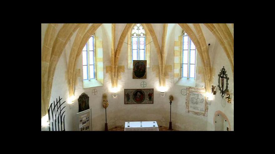 Video Reportáž Radky Štědré o výstavě v Litovli