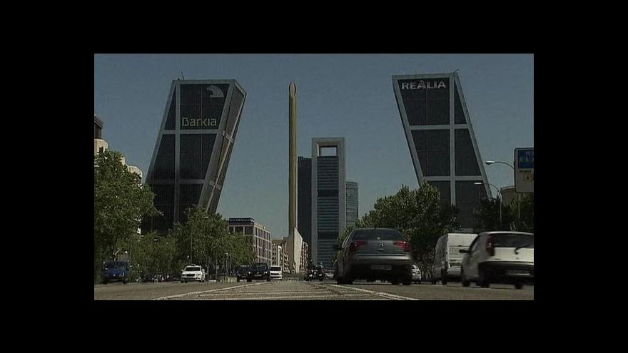 Video Ekonomika ČT24: Podvody a lichva v Bankii?