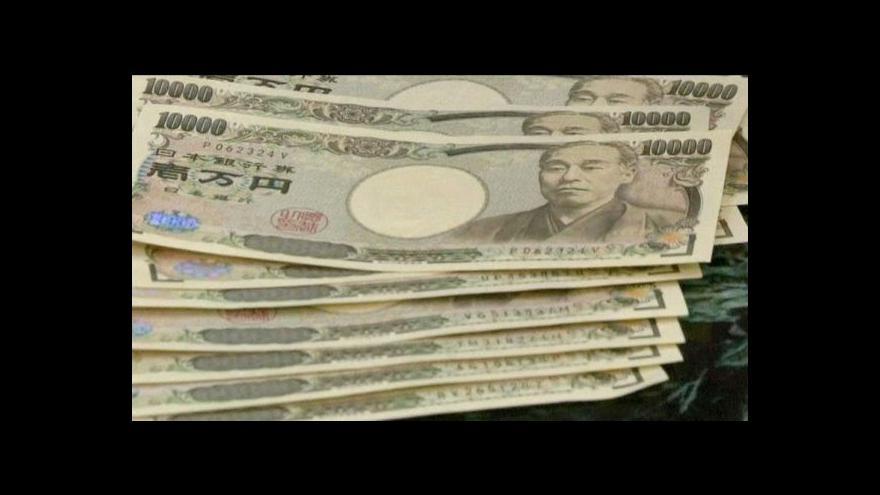 Video MMF: Japonská ekonomika musí zvýšit daně z obratu