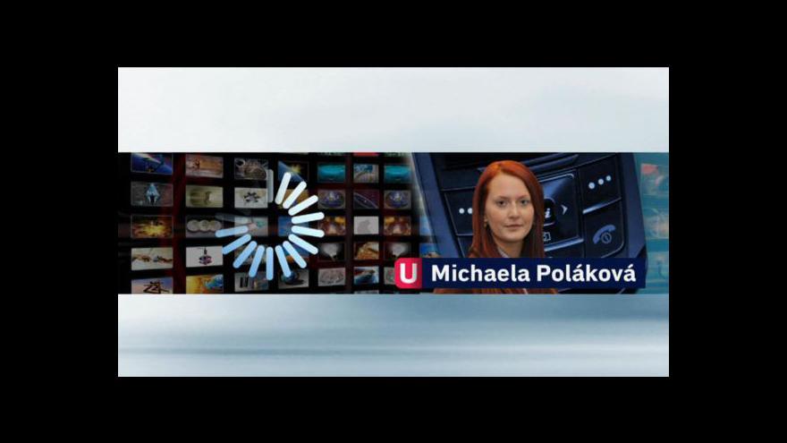 Video Reportáž Michaely Polákové