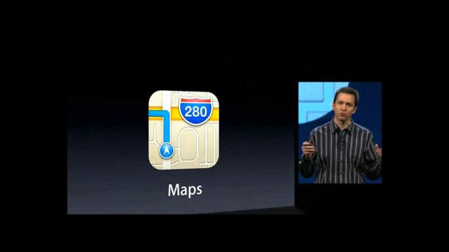 Video Apple přiostřuje bitvu s Googlem