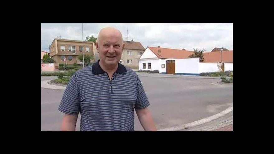 Video Hovoří starosta Lužic Jaroslav Kreml (nez.)