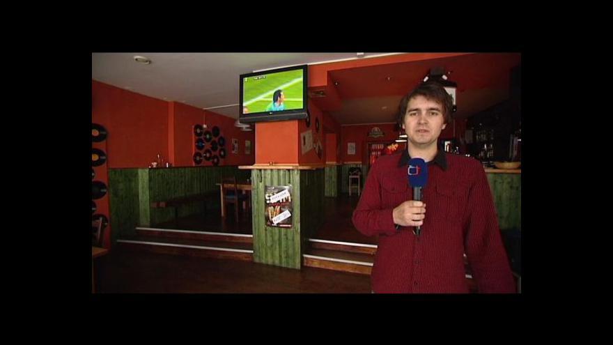 Video Reportáž E. Klucho a R. Horáka