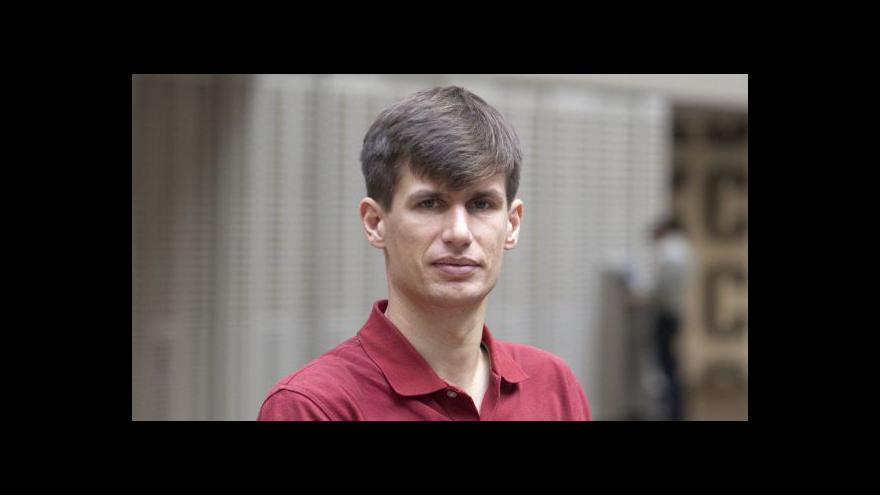 Video Vstup Jana Bureše z Poštovní spořitelny