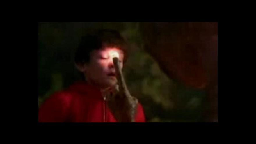 Video Ukázka z filmu E.T. mimozemšťan