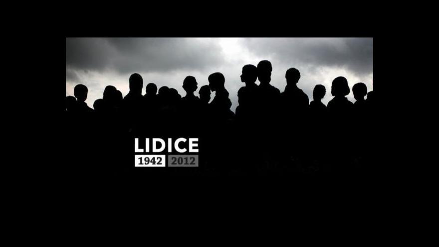 Video Události: 70. výročí vypálení Lidic