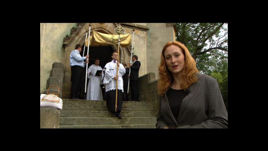 Video Reportáž Kateřiny Fifkové