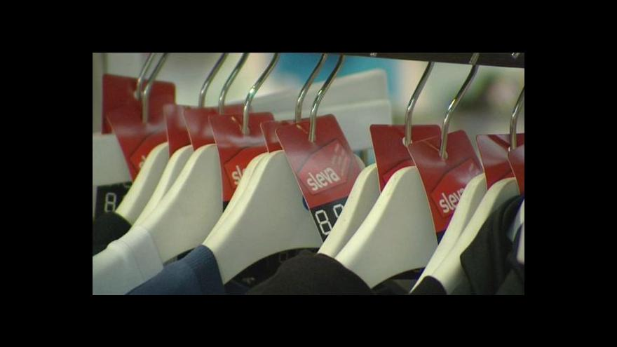 Video Události: Česko ve víru slev