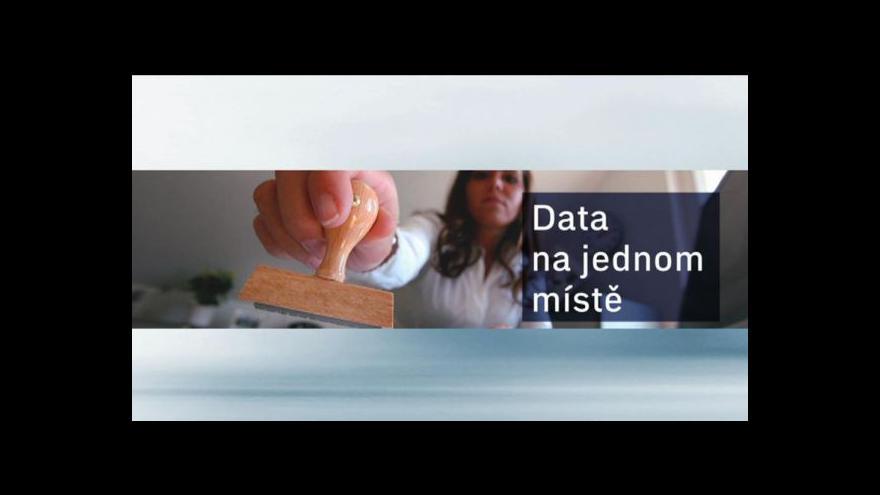Video Události o problémech centrálního registru