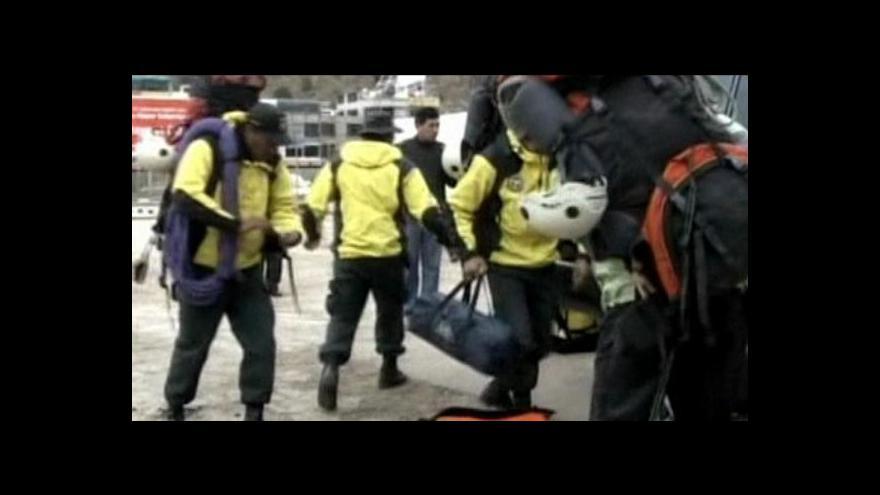 Video V Peru se ztratil vrtulník s Čechem na palubě