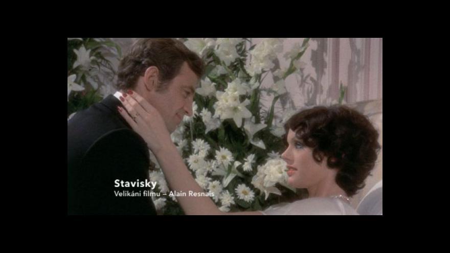 Video Ukázka z filmu Stavisky
