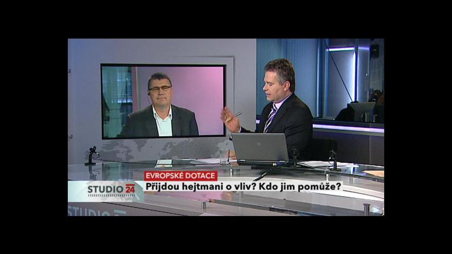 Video Rozhovor s Jiřím Hrabovským a Janou Jabůrkovou