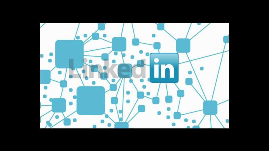 Video LinkedIn napadli hackeři