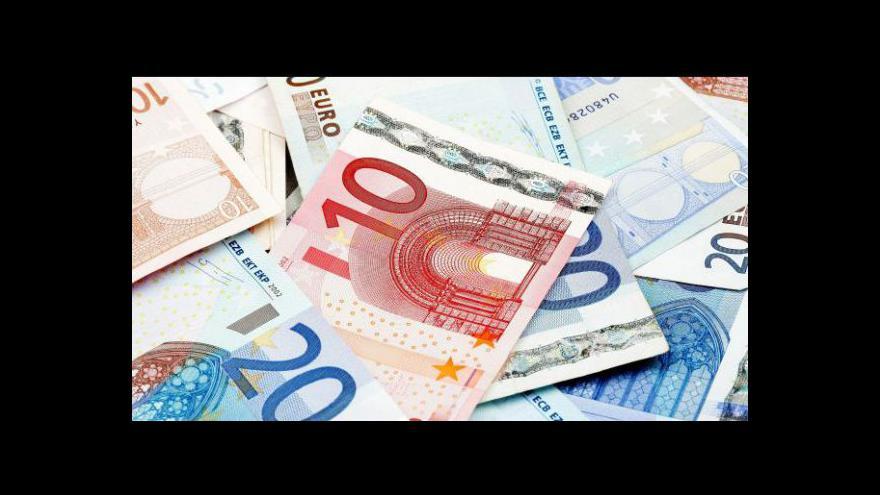 Video Katainen: Španělsko se ještě může zachránit bez finanční pomoci